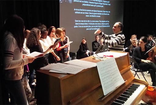 Concert pédagogique Lycée René Cassin