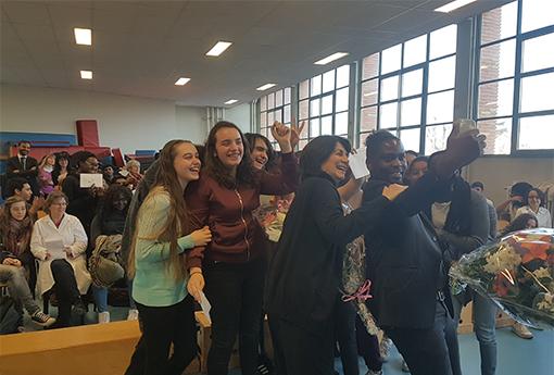 Concert pédagogique Lycée Clémenceau