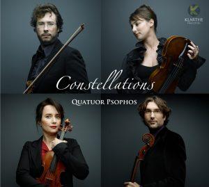 Constellations quatuor psophos