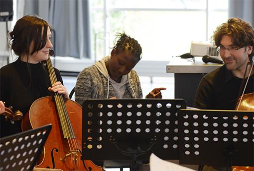 Concert pédagogique Collège Condorcet