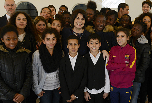 Concert pédagogique Collège de Gassicourt