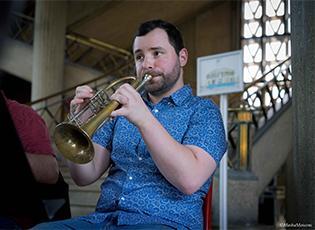 Jeremy Lecomte trompette
