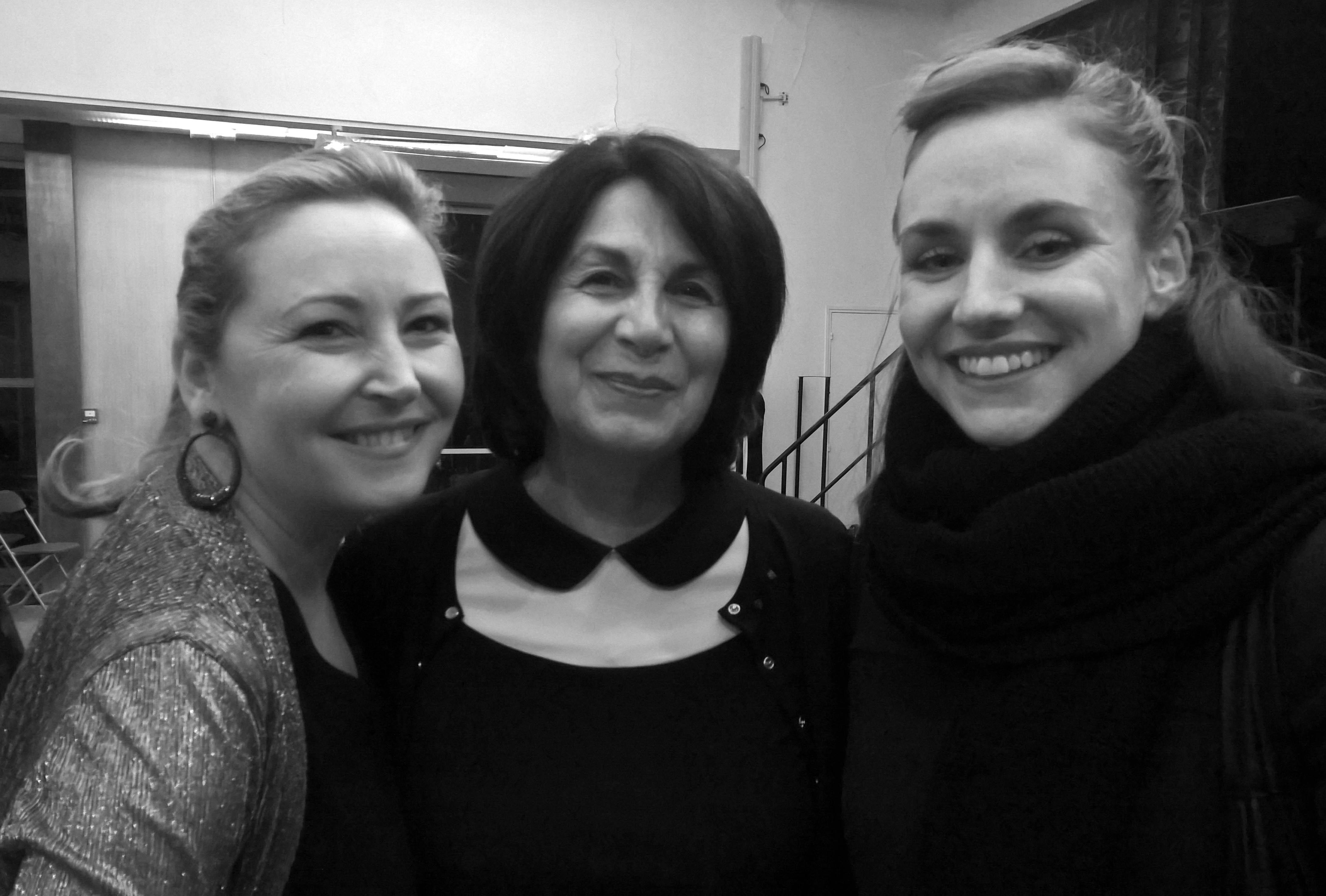 Karine Deshayes & Antoinette Dennefeld