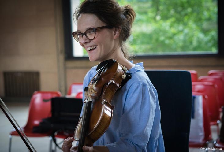 Noémie Poumet violon