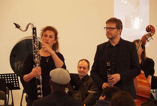 Concert pédagogique Collège Saint Didier
