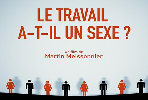 le travail a t il un sexe Martin Messonnier