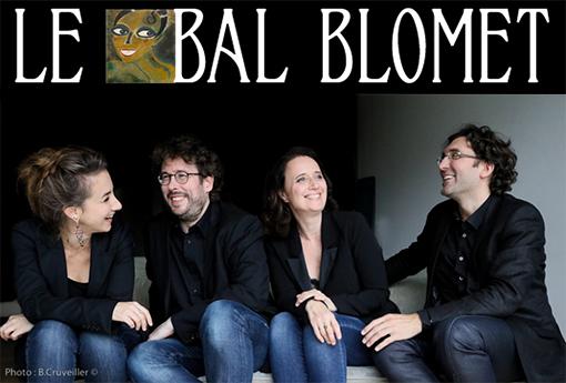 quatuor psophos bal blomet