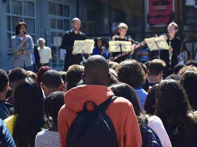 Orchestre au bahut - Paris Mozart Orchestra